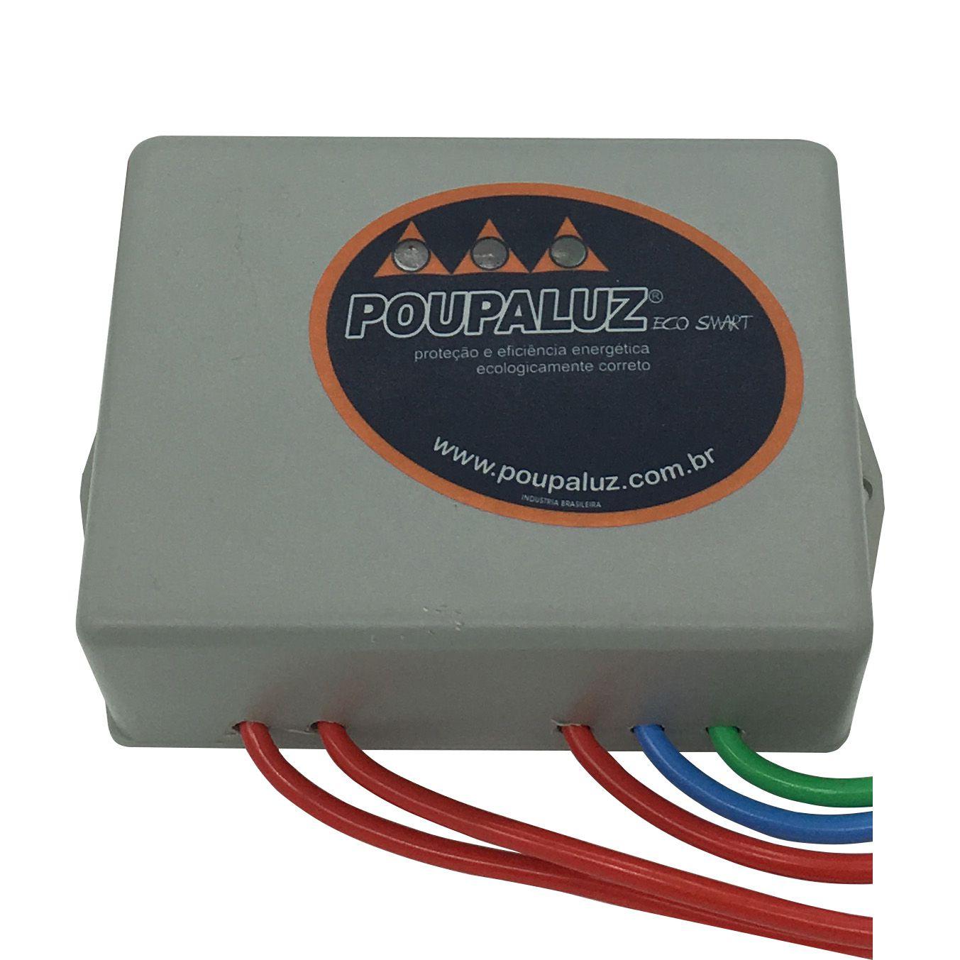 Filtro Capacitivo Trifásico Poupaluz - EcoSmart