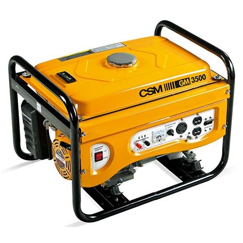 Gerador de Energia a Gasolina 3500 Monofásico