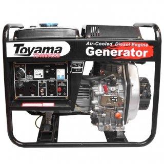 Gerador Diesel 3500W a 4000W - Manual