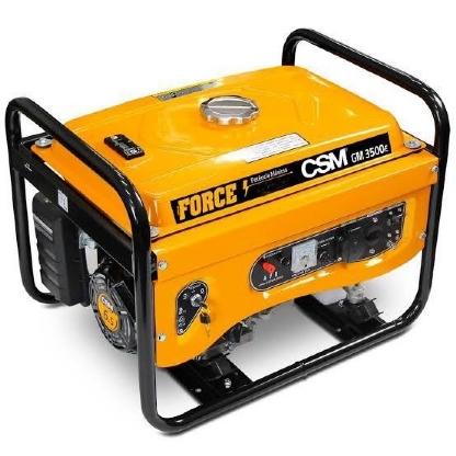 Gerador Portátil a Gasolina 6,0 kVA Partida Elétrica - CSM (Bivolt)