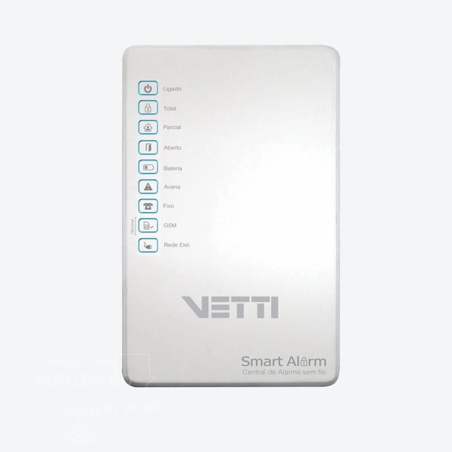 Kit de Alarme Smart - Vetti
