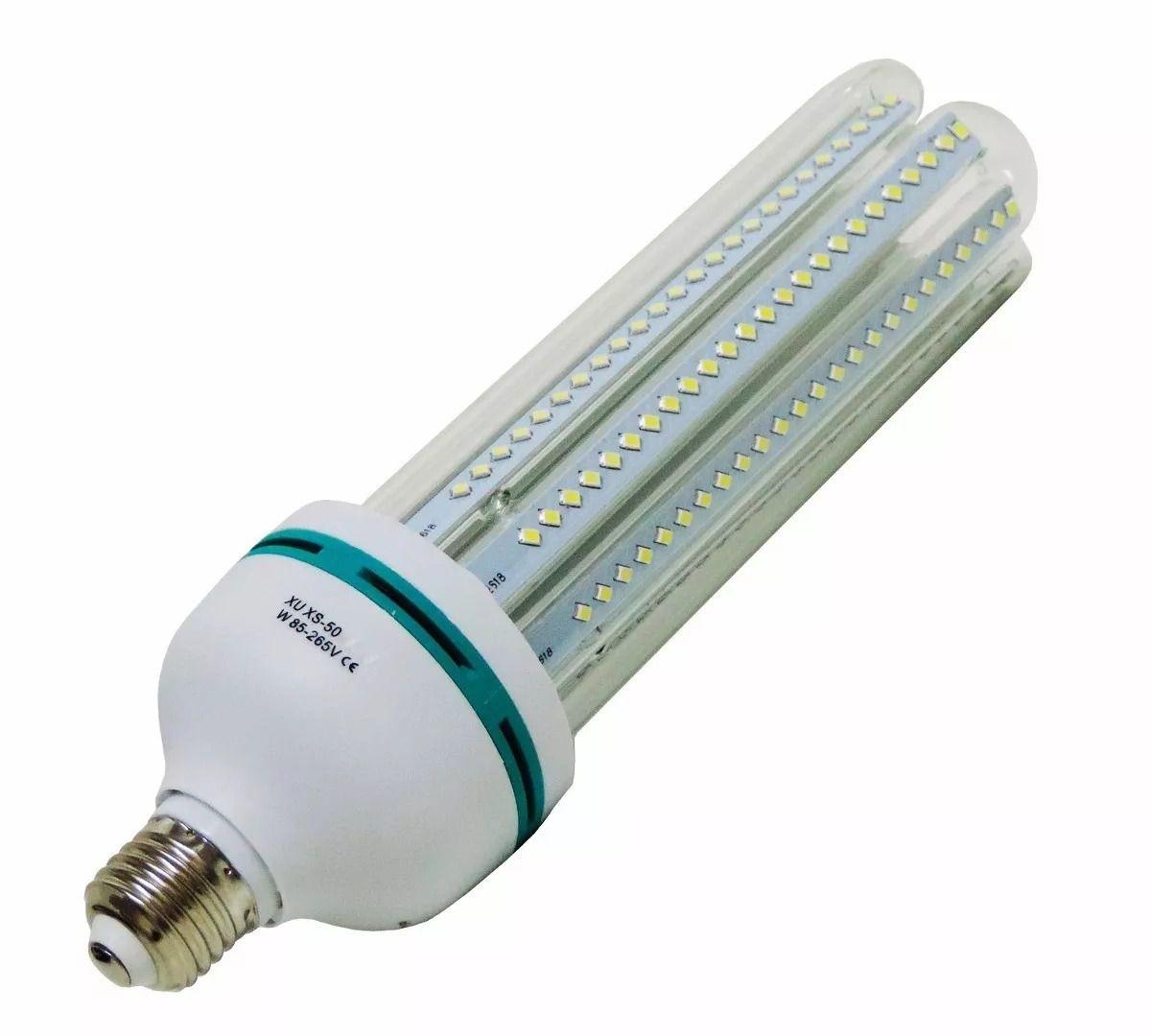 Lâmpada Compacta Super LED 12W 6000K - Bivolt