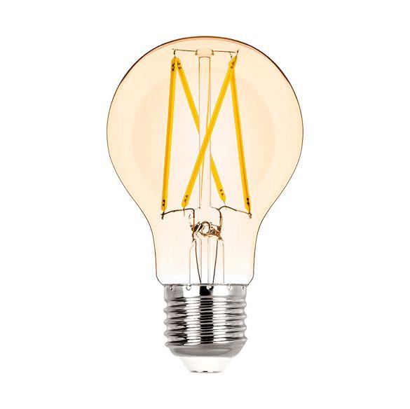 Lâmpada LED Bulbo Vintage c/ Filamento 2W 2400K - Stella (Bivolt)