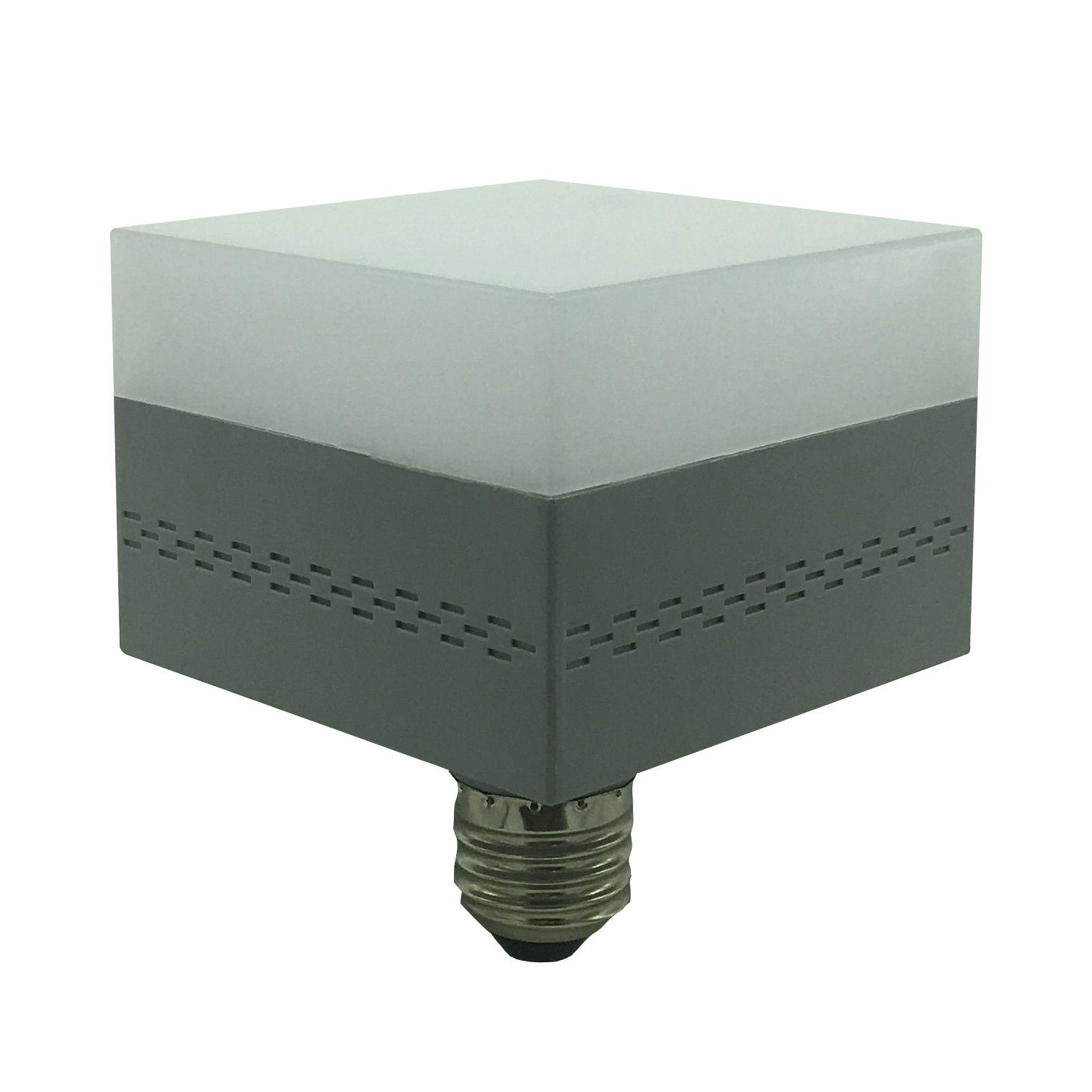 Lâmpada LED Cubo 30W 6500K E27 - Bivolt