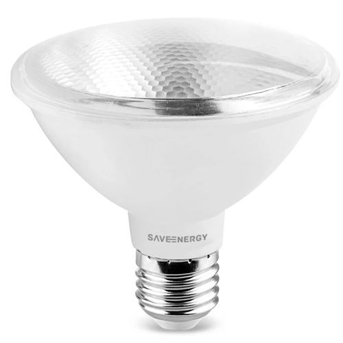 Lâmpada LED PAR30 10W 4000K E27 - Save Energy (Bivolt)