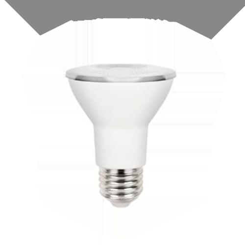 Lâmpada Super LED PAR20 6W- 2700K