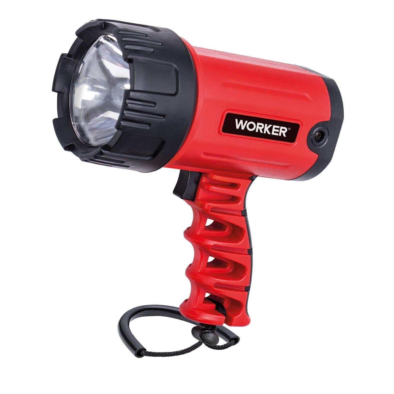 Lanterna Recarregável Super Led - WORKER