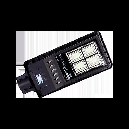 Luminária Solar de LED P/Poste IP65 120W 6500K