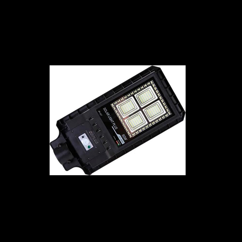 Luminária Solar de LED P/Poste IP65 90W 6500K
