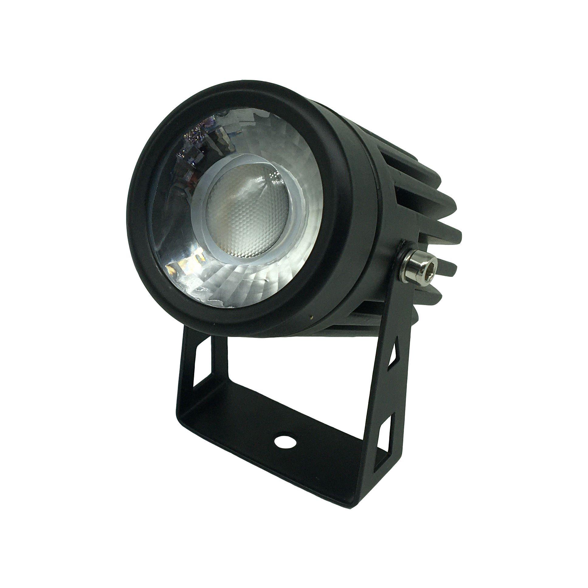 Luminária Spot de LED Plano 12W Verde - Bivolt