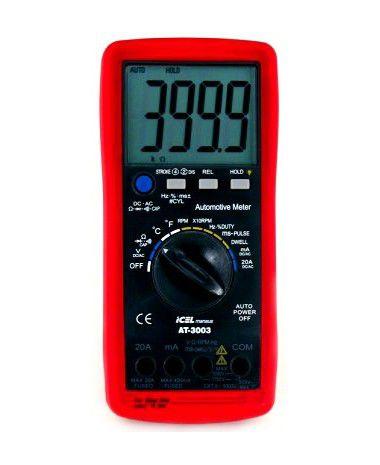 Multímetro Automotivo AT- 3003 - Icel