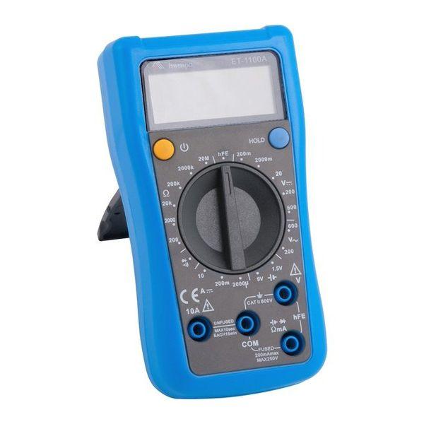 Multímetro Digital Portátil ET-1100A - Minipa