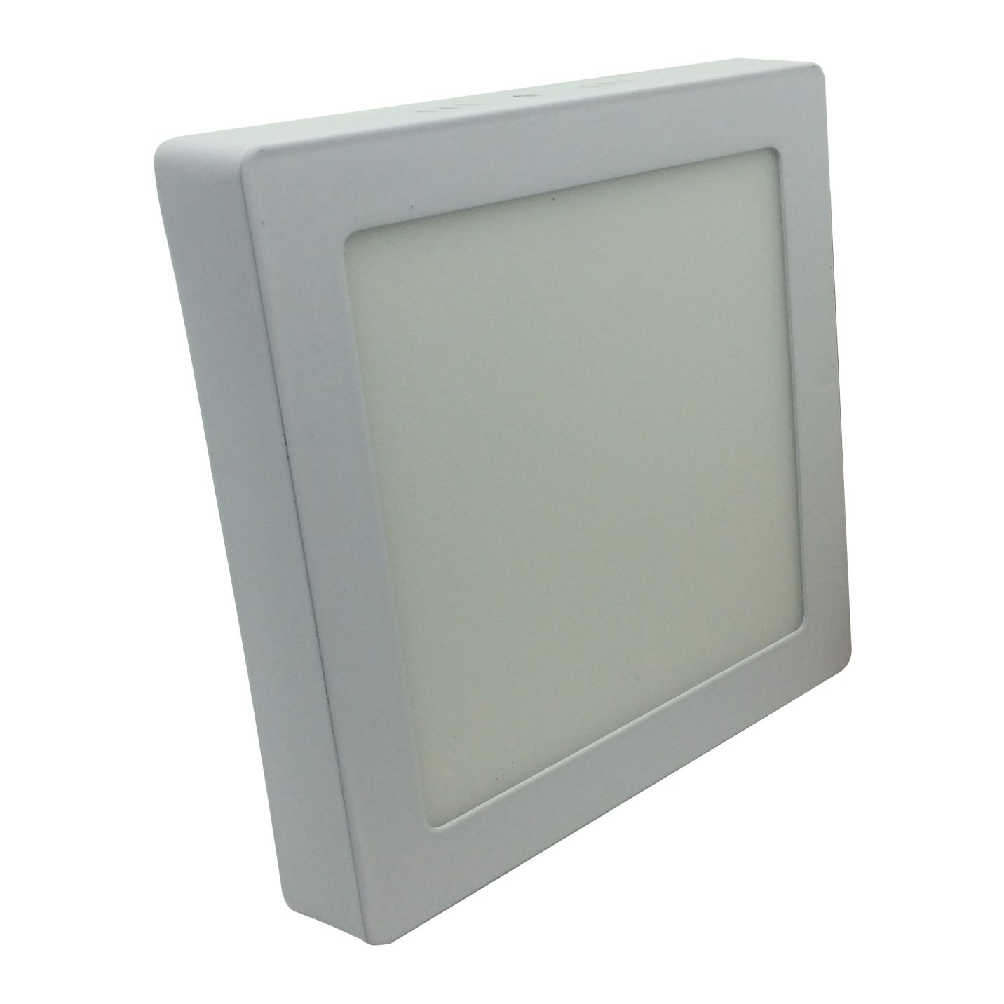 Painel de LED Sobrepor Quadrada 3000K - 12W