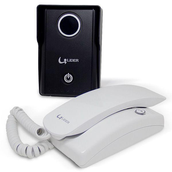 Porteiro Eletrônico LR 580 Smart - Líder (Bivolt)