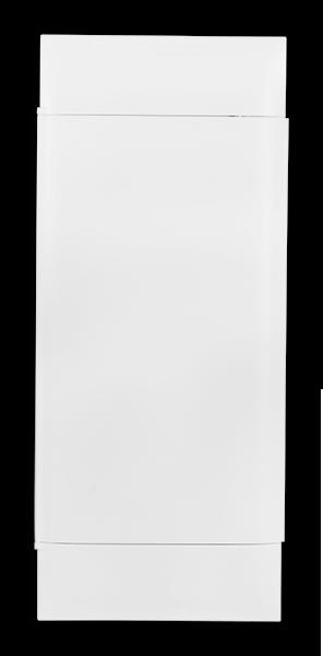 Quadro Practibox S 48 Din Branco Sobrepor