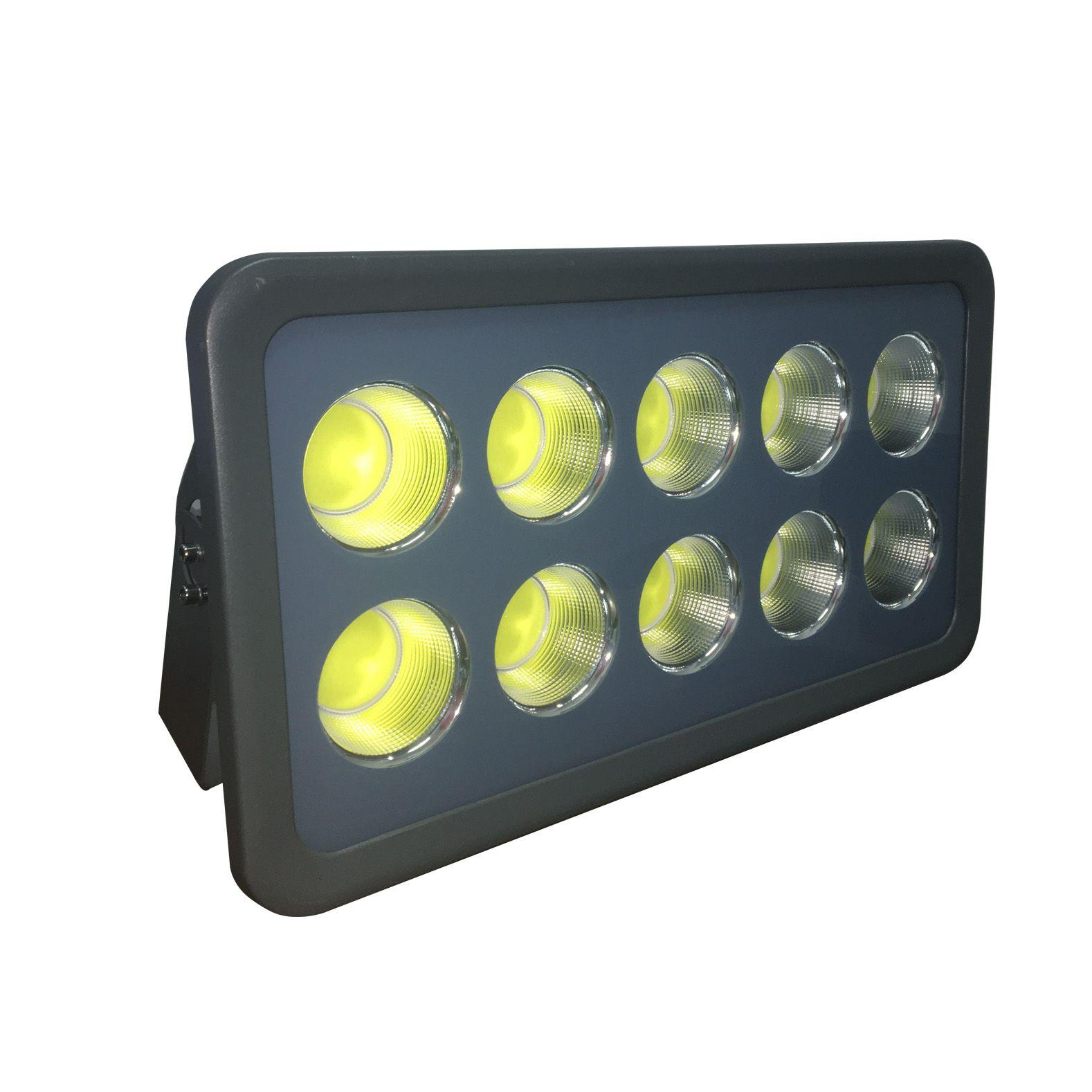 Refletor Holofote LED 500W 6000K IP66 - Bivolt