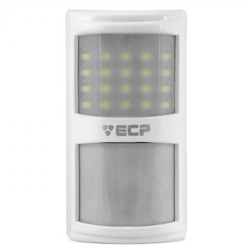 Sensor de Iluminação e Luz de Emergência 78 LEDS