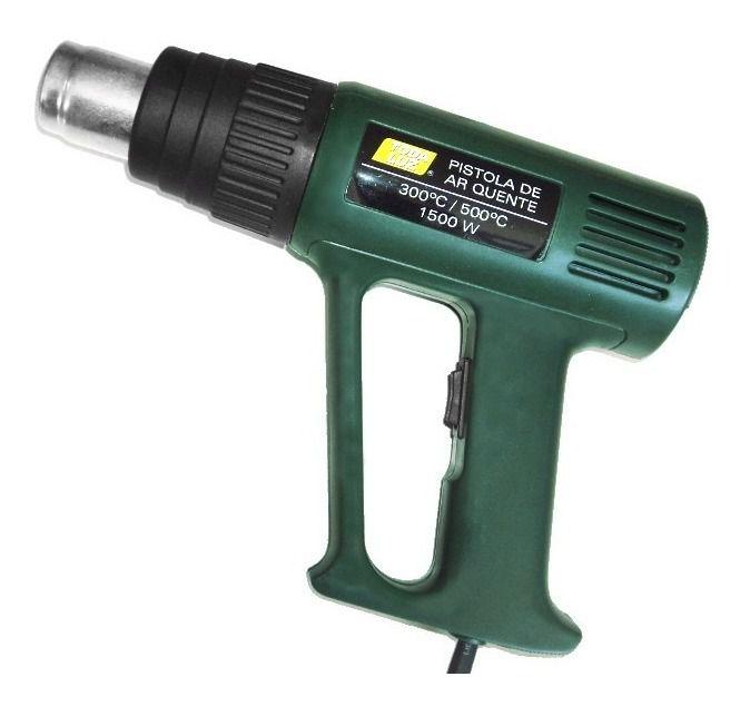 Soprador Térmico Pistola de Ar Quente - 1500W
