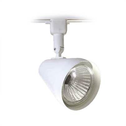 Spot Cone Branco Fosco PAR-30 Plug Atrac - Altena (Bivolt)