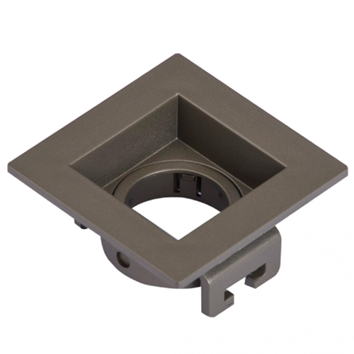 Spot Embutido Mini Dicróica Quadrado em Chumbo Metálico - Save Energy