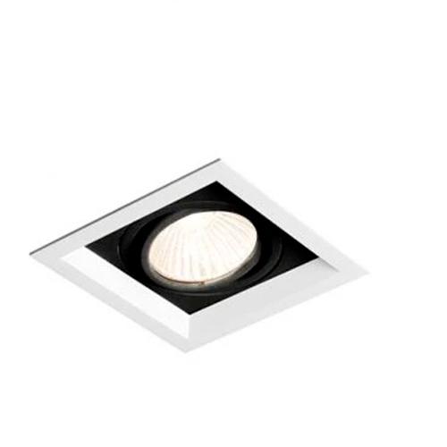 Spot Embutido No Frame Dicróica - GU10 (Bivolt)