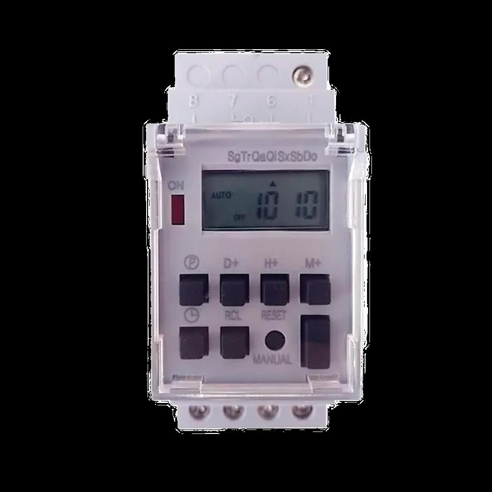 Timer Digital (Trilho) 220V