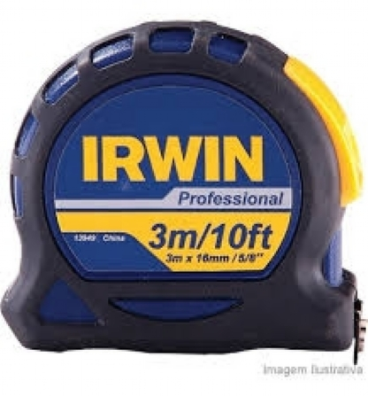 Trena IRWIN Profissional de 3M/16MM