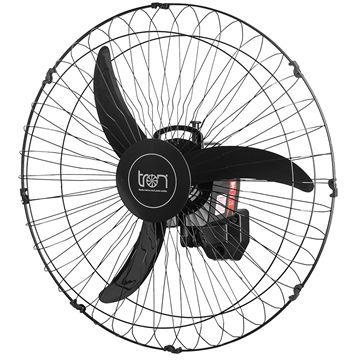 Ventilador de Parede Oscilante 60cm C1 Preto - Tron (Bivolt)
