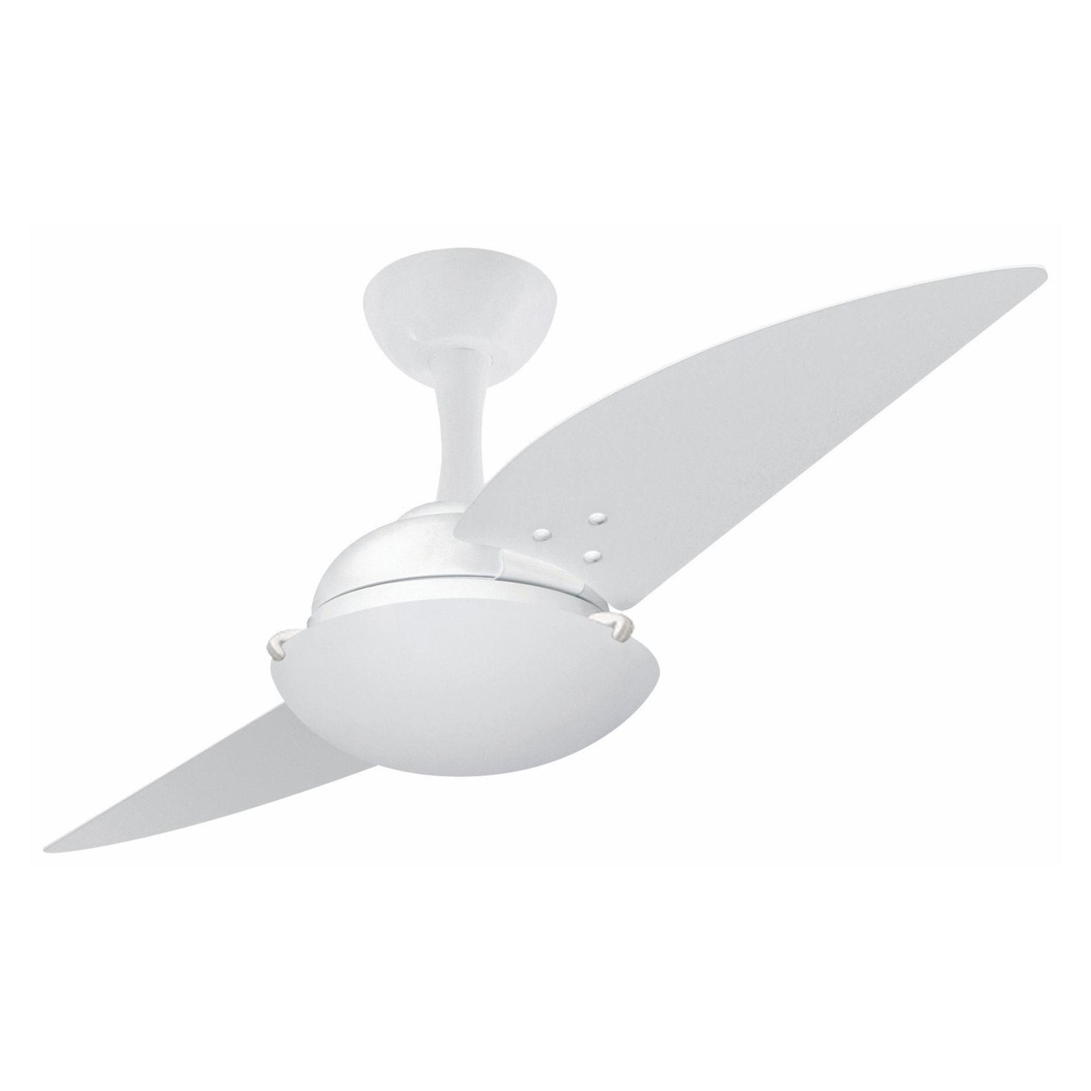Ventilador de Teto 2 Pás Branco Uno Ventax - Volare (110V)