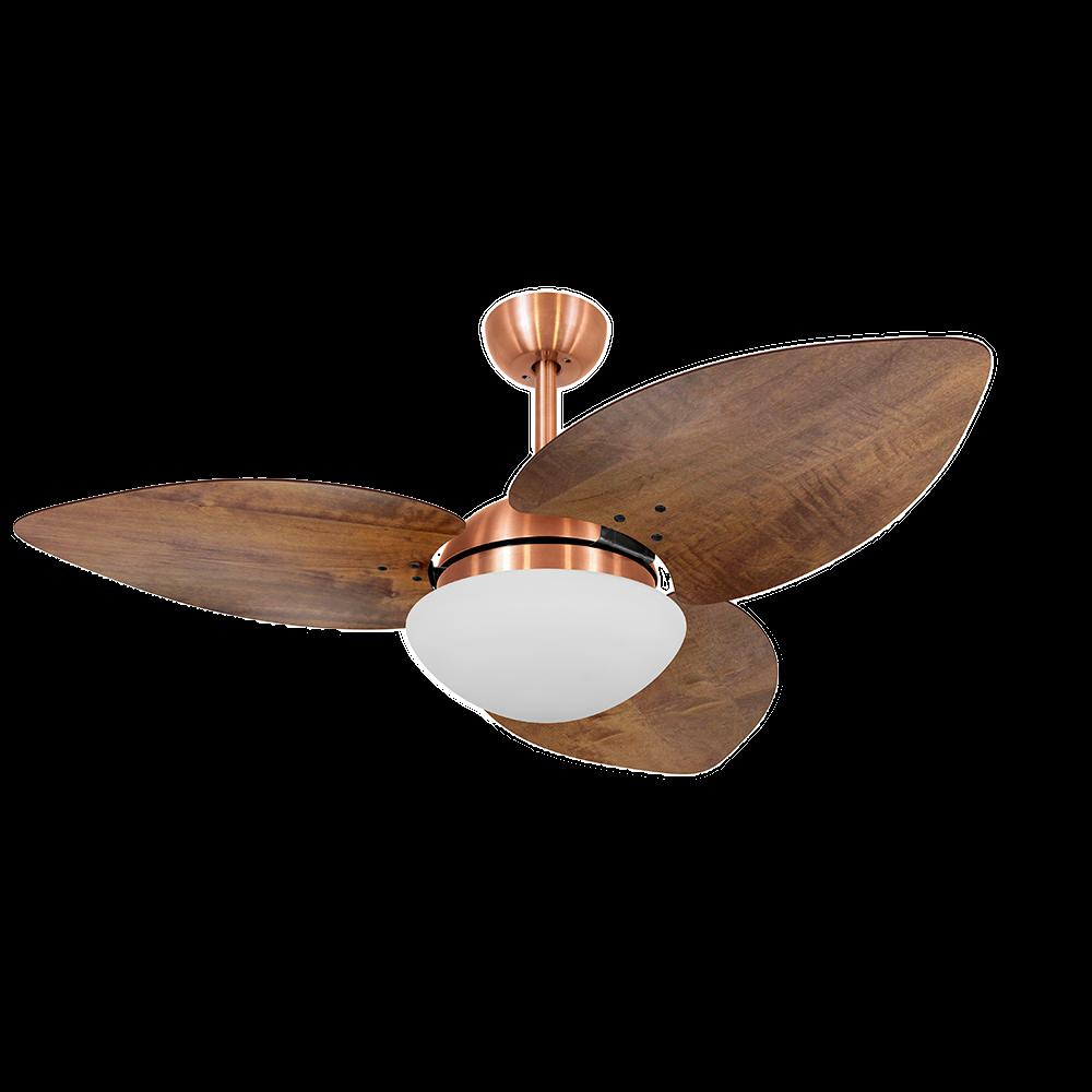 Ventilador de Teto Cobre Dunamis - Volare