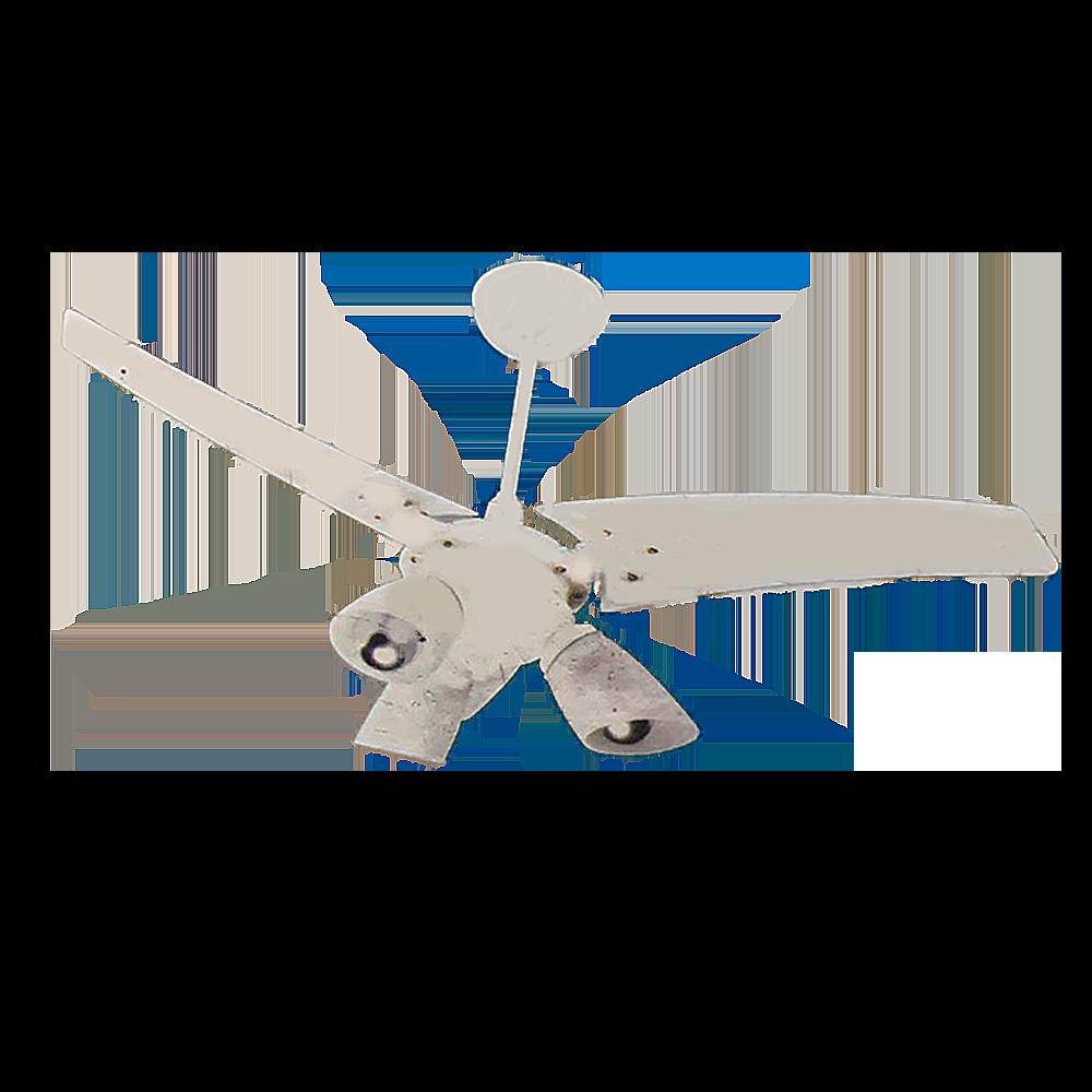 Ventilador de Teto DaVinci Branco 127V - Ventisol