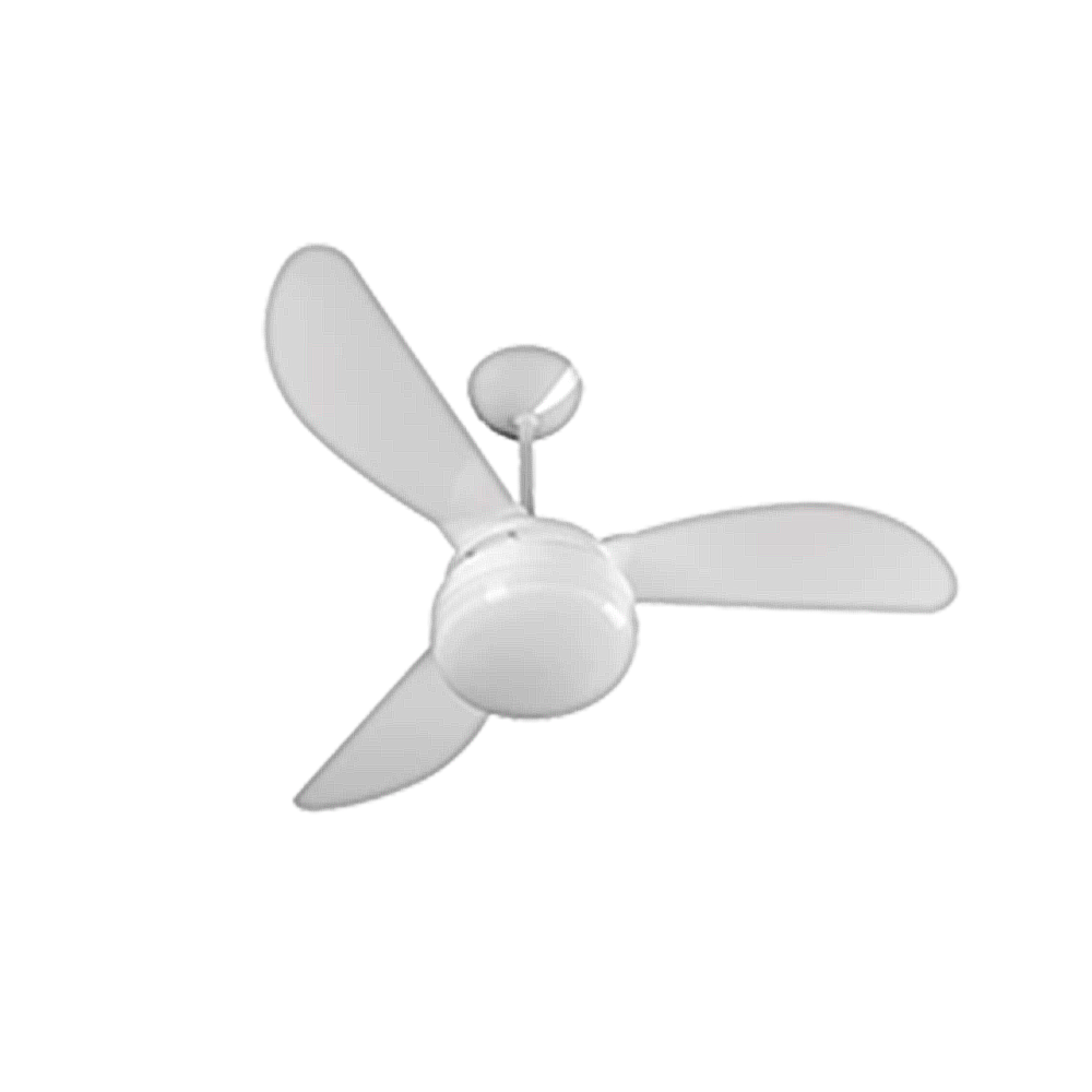 Ventilador de Teto Fênix Branco 127V - Ventisol