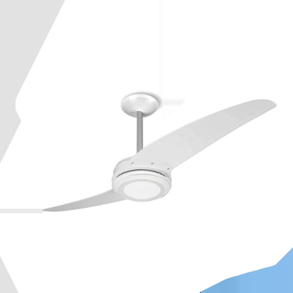 Ventilador de Teto Spirit 203 LED Branco - 127V