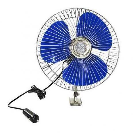 Ventilador p/ Auto - 12V (15cm)