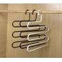 Cabide Para Calças De Metal com 5 Níveis