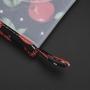 Luva Silicone Resistente Alta Temperatura - Cherry