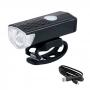 Luz de LED Frontal para Bicicleta - Cor Branca