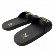 Chinelo Slide Feminino Pedraria NK Shoes - 915-005