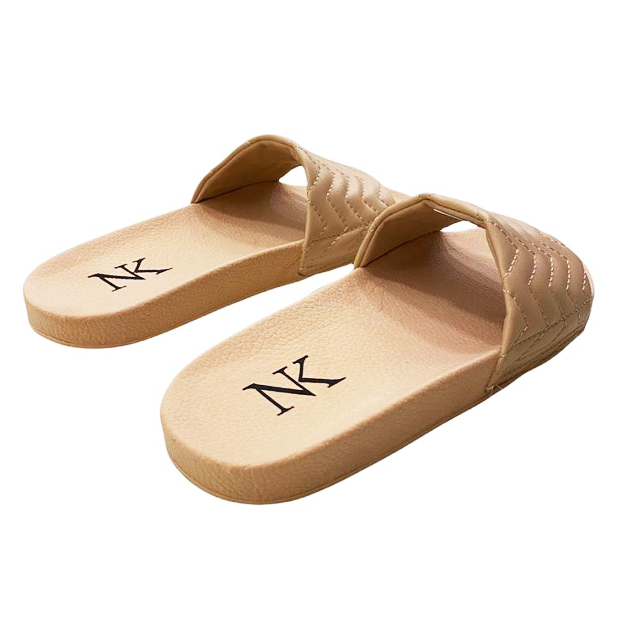 Chinelo Slide Feminino Pedraria NK Shoes - 915-006