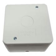 Caixa Plástica De Sobrepor externa para CFTV IP65 BRANCA - FCCX030N