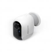 Camera a Bateria Inteligente 1080p wifi Multilaser Liv - SE227