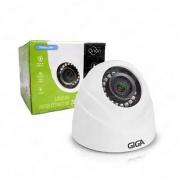 CAMERA DE SEGURANCA GIGA SECURITY DOME 1080p 20m INFRA 1/2.9 3.6mm  IP66 - GS0270