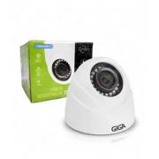 Camera Segurança Dome Plas Serie Orion Hd 720p Ir 20m