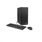 Desktop Positivo Master D2200 I5 9400 2.90Ghz 8GbDdr4 Ssd256Gb Vga Hdmi Serial Rede Giga M/t Sh Efi