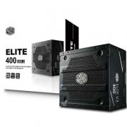 Fonte Cooler  MasterFonte 400W Cooler Master ELITE 400 V3 PFC Ativo 1x(4+4) 1x(6+2) 6xSata 3xIDE 1xFDD - MPW-4001-ACAAN1-WO