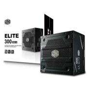 Fonte Cooler Master 300W Elite V3 PFC Ativo  1x(4+4) 1x(6+2) 3xSata 3xIDE 1xFDD - MPW-3001-ACAAN1