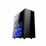 Gabinete Gamer - Black - Brazil PC -BPC-330ATX - Sem Fonte