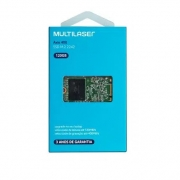 Hd ssd Multilaser Axis 400 120GB M2.2242 - SS104 - com Blister
