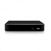 Hvr Hibrido 2.0 Giga Security 5 Megapixels 1080p 5Mn Com 4 Canais Bnc H265+ - GS0190