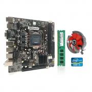 Kit Upgrade Core I3 + Placa Mãe 1155 + 4gb Ddr3